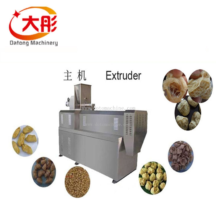 Soya nugget making machine