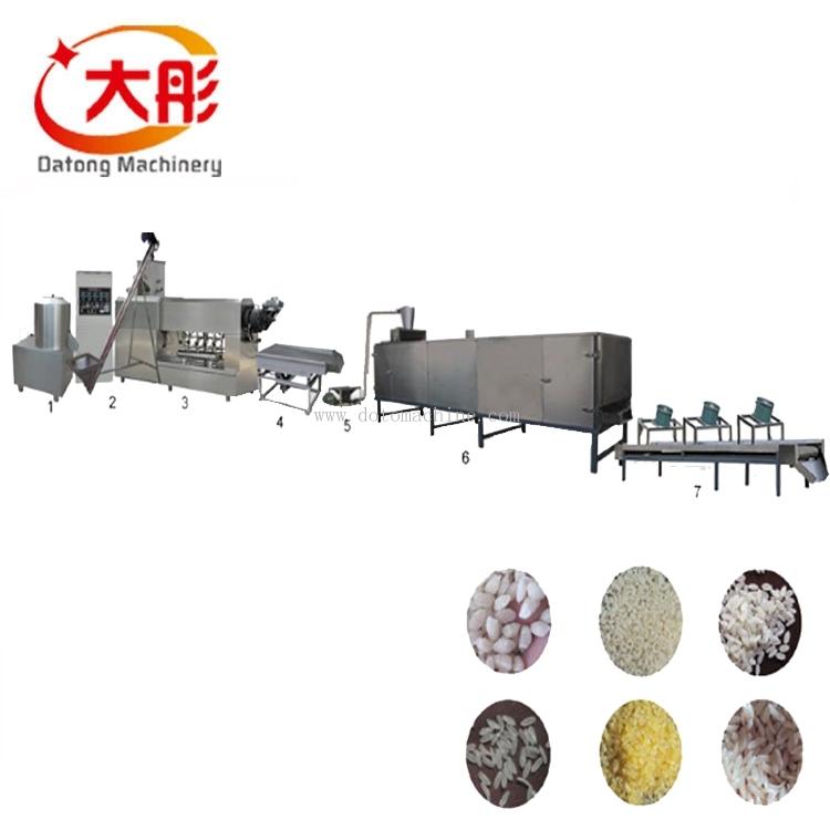 Nutrition rice making machine
